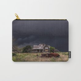 This Old House - Abandoned Home and Cotton Gin in Texas Carry-All Pouch