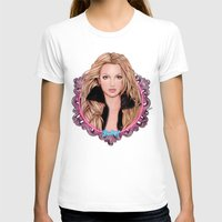 britney T-shirts featuring Britney Spears by Will Costa