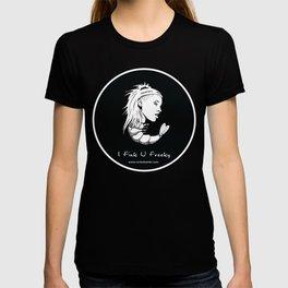 Yolandi Sticker by turbobambi.com T-shirt