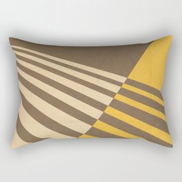 Moving Forward I Rectangular Pillow