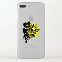 The Song of Life Clear iPhone Case