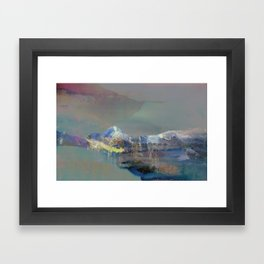 Untitled 20141002l Framed Art Print