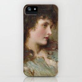 Maud iPhone Case