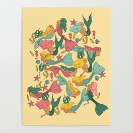 Mermaid Dreams Poster
