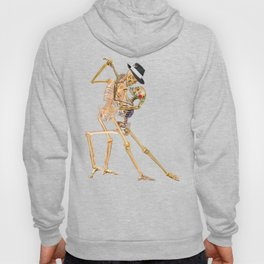 Dancing Skeletons Hoody