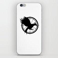 Catching Fire MockingJay  iPhone & iPod Skin