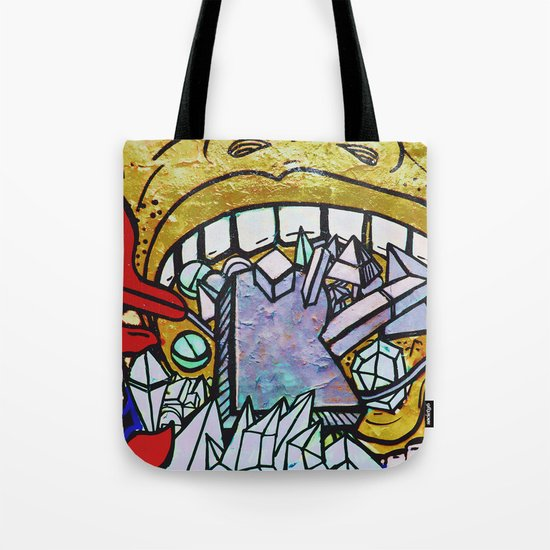 Graffiti II Tote Bag