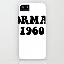 Eric Forman 1960 iPhone Case