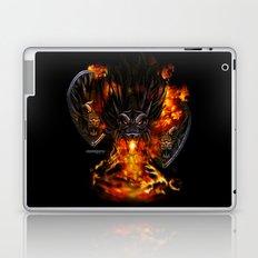 Dragon Negro DNIII Laptop & iPad Skin