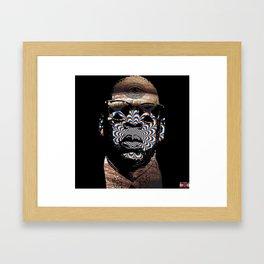 Infinite HOV Framed Art Print