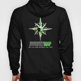Journey Map Hoody