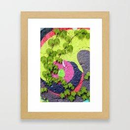Nature vs. Nurture I Framed Art Print