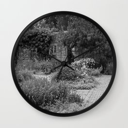 A Delightful Inheritance Wall Clock