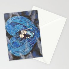 Howl's Heart Stationery Cards