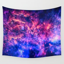 The center of the Universe (The Galactic Center Region ) Wall Tapestry