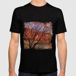 Mad colors of Autumn T-shirt