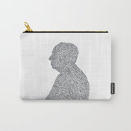 Hitchcock Carry-All Pouch