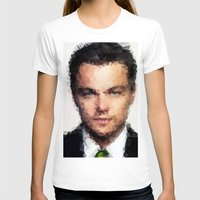 leonardo dicaprio T-shirts featuring Leonardo DiCaprio by lauramaahs