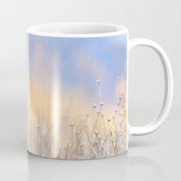 Mediterranean vegetation on Mallorca during summer Coffee Mug