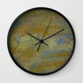 Golden Syrup Wall Clock