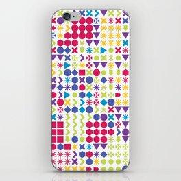 Fun Pattern iPhone Skin