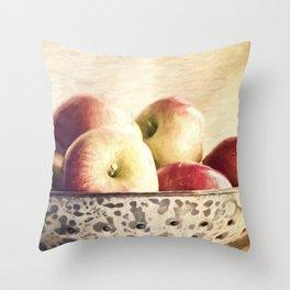 Fresh Picked Throw Pillow