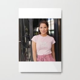 Ugh As if Shirt, Clueless Shirt, Clueless movie, 90s apparel, Pop culture, Movie Quote, Alicia Silverstone, Unisex Jersey Short Sleeve Tee Metal Print