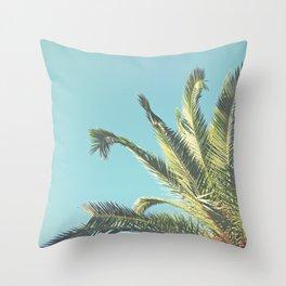 Summer Time II Throw Pillow