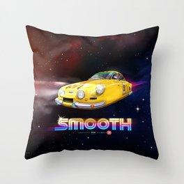 SMOOTH (Tribute to Artua) Throw Pillow