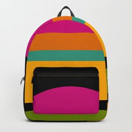 colorful nature Backpack