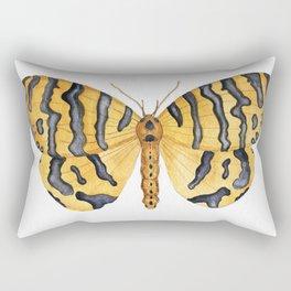 Beautiful Tiger Moth Rectangular Pillow