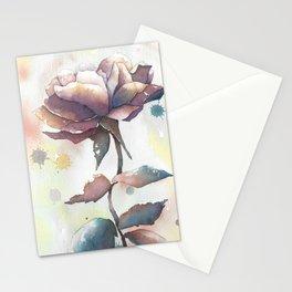 Mourning Rose Stationery Cards