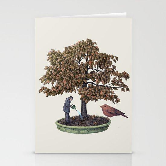 Enchanted Bonsai Stationery Cards