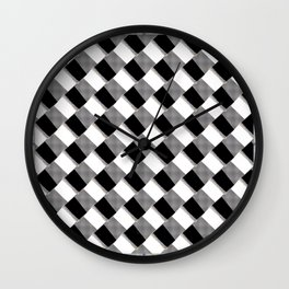 Heleni Harlequini Wall Clock