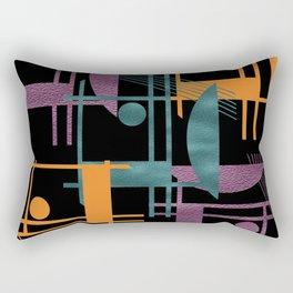 Dreamsicle Rectangular Pillow