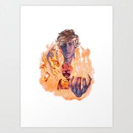 George Walker Art Print