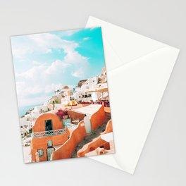 Santorini Glance Stationery Cards