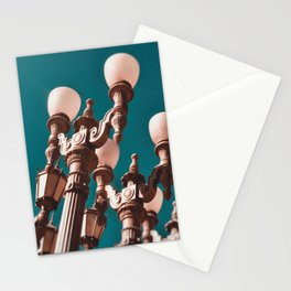 Los Angels Museum of Art Stationery Cards