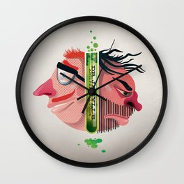 Dr. Jekyll's Anti-Frekyll Juice Wall Clock