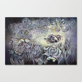 Byzantafantasia Canvas Print