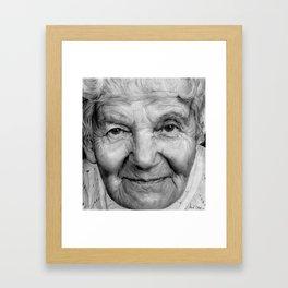 Grannies 12#03 Framed Art Print