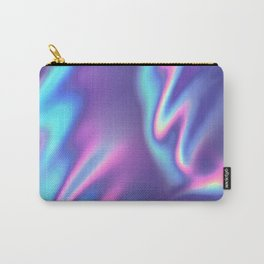 Bold Iridescence Carry-All Pouch
