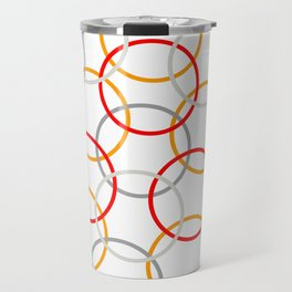 Hula Hoop 02 Travel Mug
