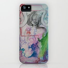 inspirations iPhone Case