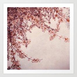 like springdays... Art Print
