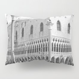View of Venice St. Mark's Square Pillow Sham