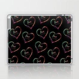 Love Wins Rainbow Laptop & iPad Skin