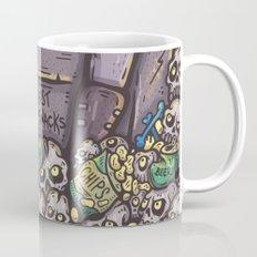 THE GHOST WHO SNACKS Mug