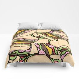Burgers! Comforters