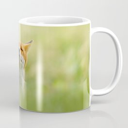 The Mindful Fox Coffee Mug